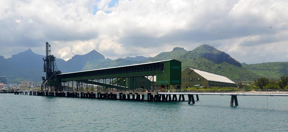 Bulk Sugar Terminal Port Louis Mauritius